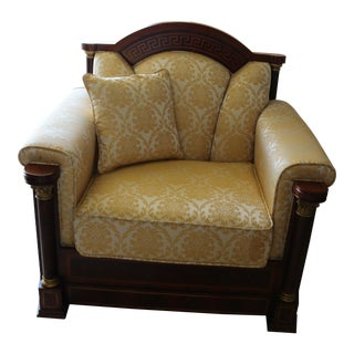 1960s Vintage Empire Furniture Club Chair For Sale