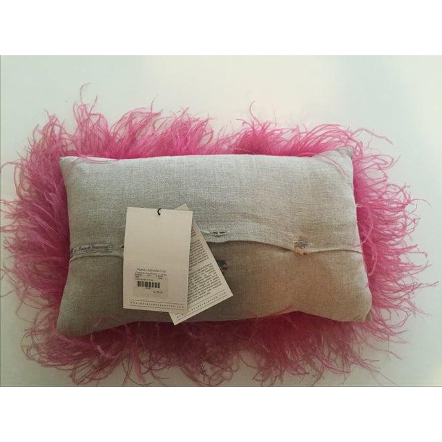 Maison De Vacances Calypso Ostrich Feather Pillow - Image 3 of 4