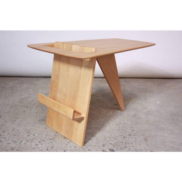 Early Birch Jens Risom Magazine Table Model T-539 - Image 2 of 10