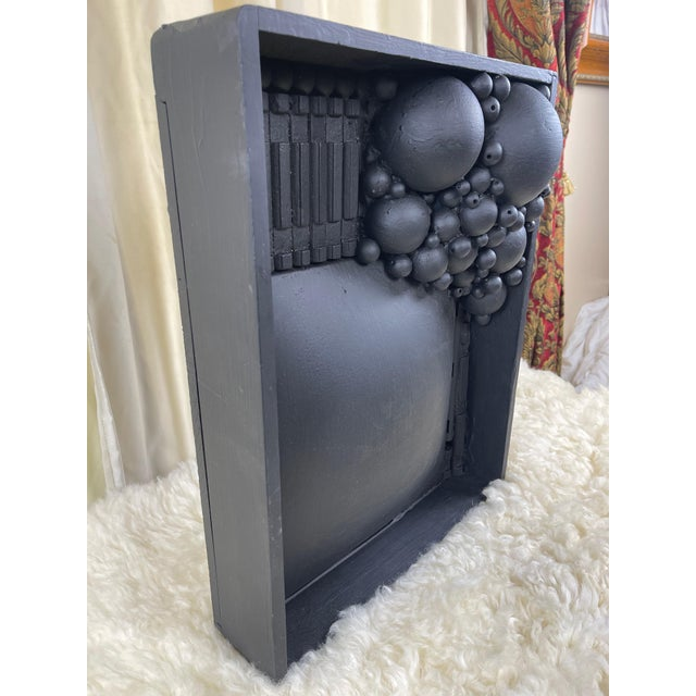 2000 - 2009 Contemporary Assemblage Sculpture After Louise Nevelson For Sale - Image 5 of 8