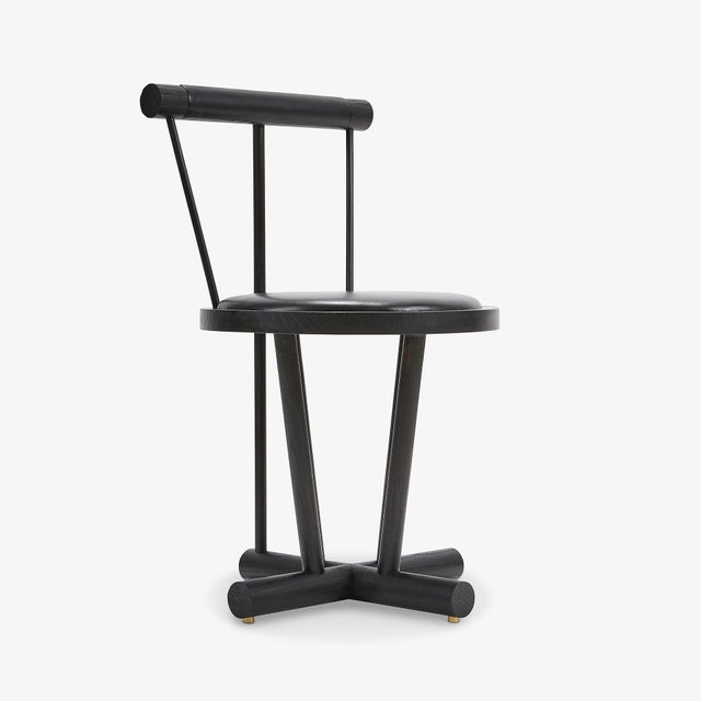 Contemporary Chicago Stick Chair by Danny Rosa for Studio 6f For Sale - Image 3 of 10