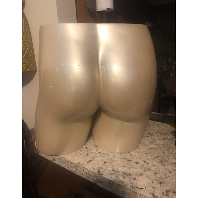 Mannequin Booty Display Accent Table For Sale - Image 9 of 9