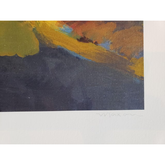 John Maxon Limited Edition Landscape Print For Sale In San Diego - Image 6 of 7
