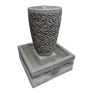 Pebble Rock Fountain Small For Sale