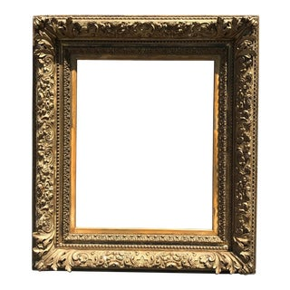Large Giltwood Barbizon Frame 1880s For Sale
