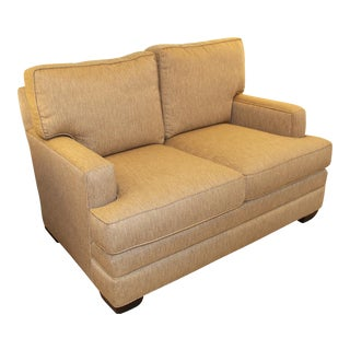 Taylor King Taupe Loveseat For Sale