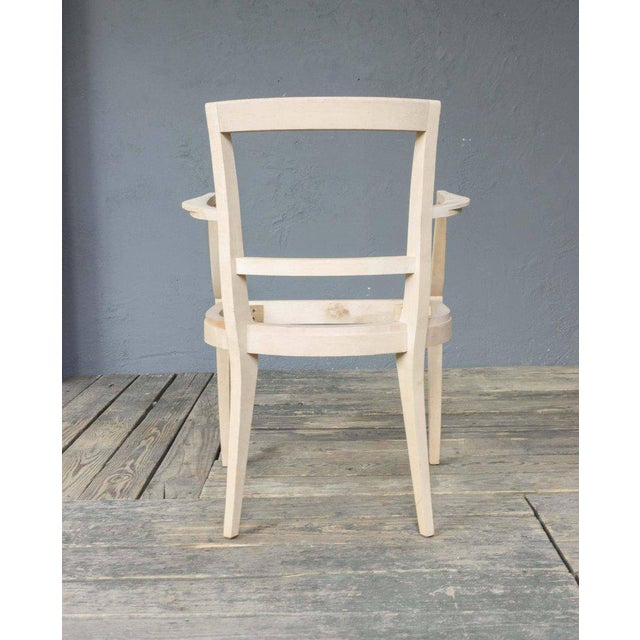 Chair Frame for a Reproduction 1940s Style Armchair For Sale - Image 5 of 7