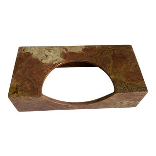 Stone Marble Decor Tissue Box For Sale