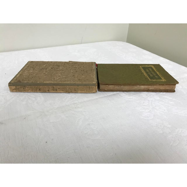 "Antique ""Lady of the Lake"" Soft Leather Bound Etruscan Edition Book For Sale In Saint Louis - Image 6 of 13"