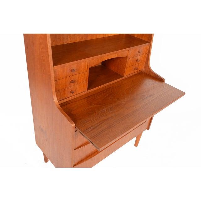 Danish Modern Secretary Bookcase - Image 10 of 10