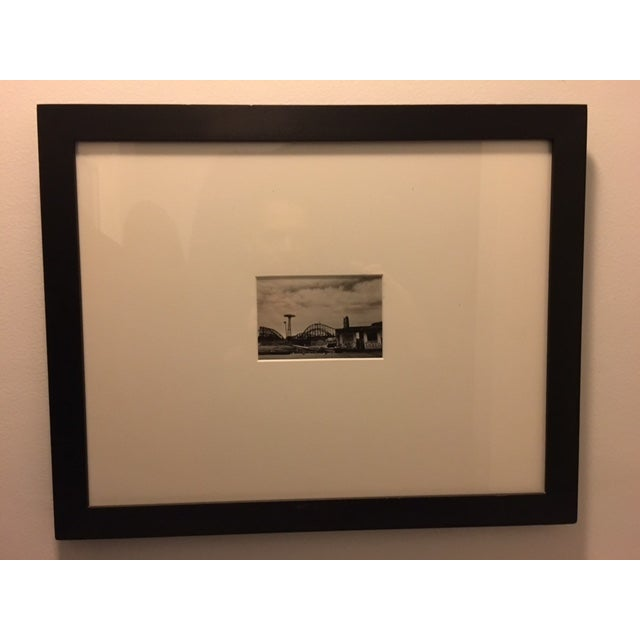 Contemporary Coney Island Photograph by Anita Chernewski For Sale - Image 3 of 5