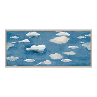 Paule Marrot, Cloudscape, Framed Artwork For Sale