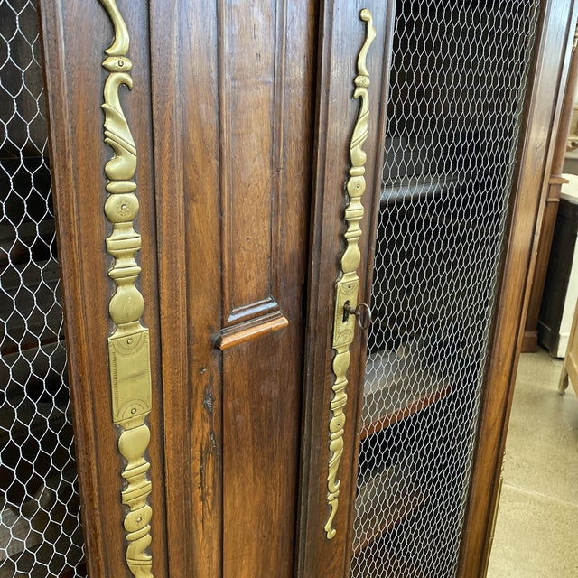 Early 19th. Century French Louis XV Wine Cabinet For Sale - Image 4 of 13