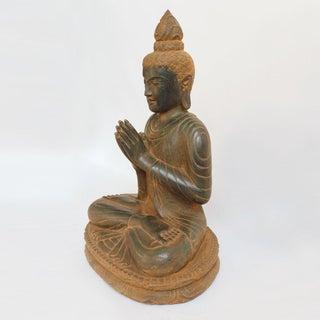 Stone Sitting Buddha Preview