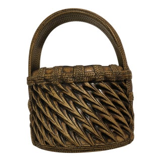 Ceramic Basket For Sale