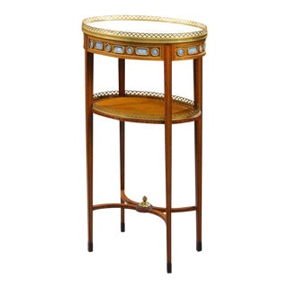 19th Century François Linke Side Table For Sale