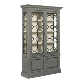 Modern Vashon Display Cabinet For Sale