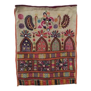 1970s Boho Chic Textile Art For Sale