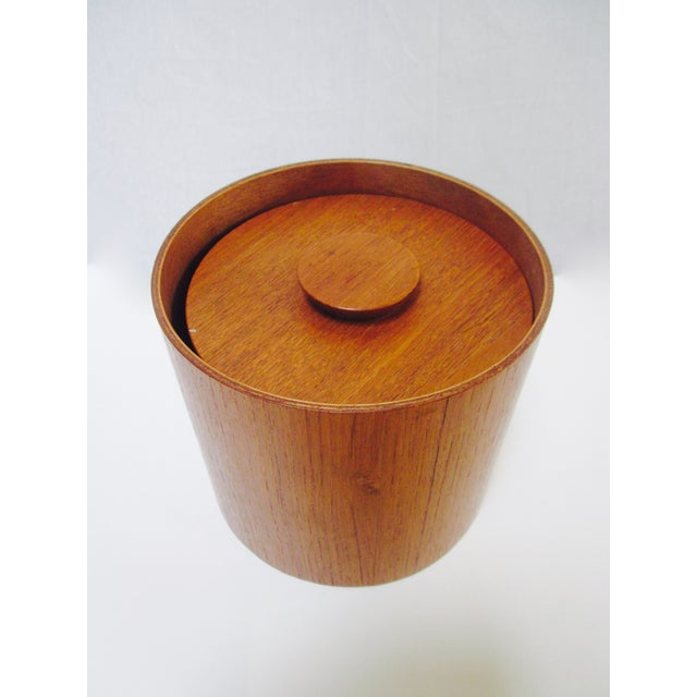 Danish Modern Teak Canister Set - Image 9 of 11