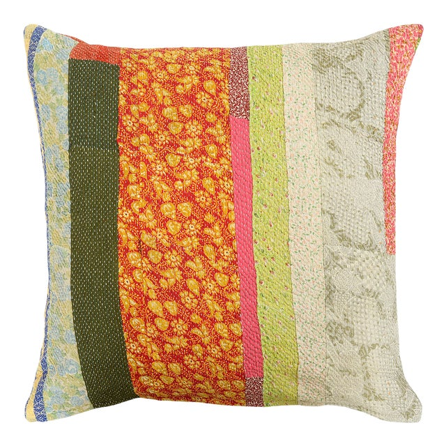 Boho Chic Style Mango Man Pillow For Sale