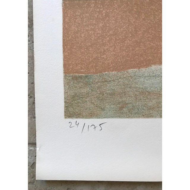 Artist - Unknown Artist Title - Abstract Composition Signed - Signature in pencil - indistinct Edition - 24/175 Year -...