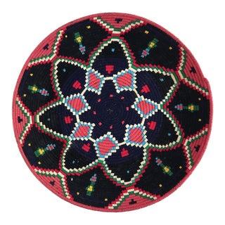 Vintage Moroccan Berber Basket For Sale