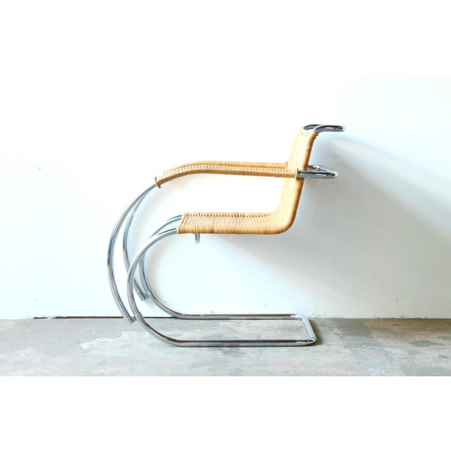 Mies Van Der Rohe Mr20 Chair - Image 3 of 6