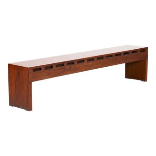 Bench by Giuseppe Rivadossi For Sale