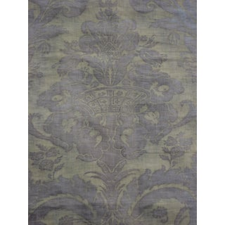 1930s Fortuny Large Lavender Textile - Panel For Sale