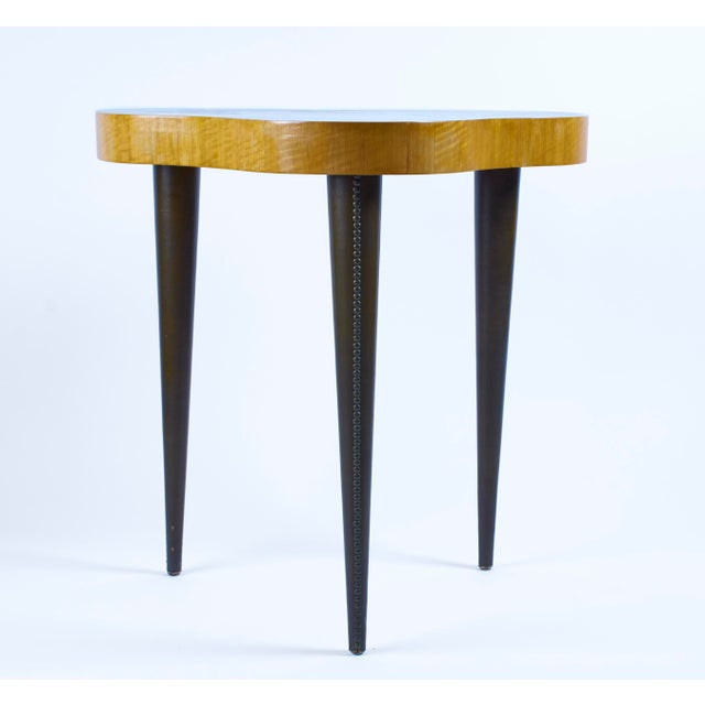 Gilbert Rohde Occasional Table, for Herman Miller, 1940's For Sale - Image 9 of 9