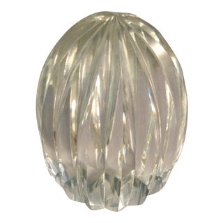 Brilliant Glass Paper Weight For Sale