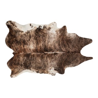 Brindle Genuine Brazilian Cowhide For Sale