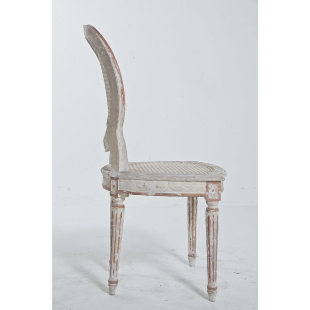 French Caned Chair - Image 6 of 8