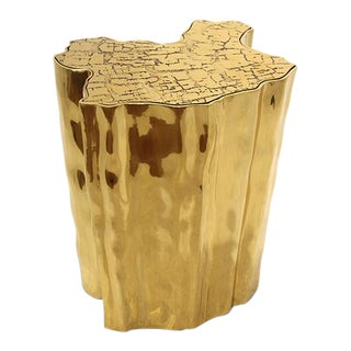 Eden Ceramic Side Table From Covet Paris For Sale