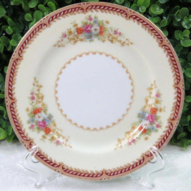 Vintage Mismatched Appetizer Plates, Set of 8 For Sale In Washington DC - Image 6 of 11