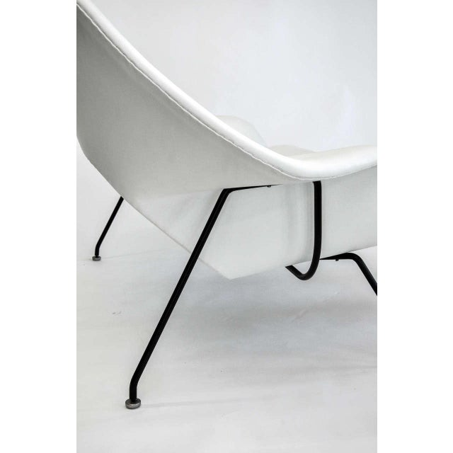 Knoll Eero Saarinen for Knoll Womb Settee, Circa 1960's For Sale - Image 4 of 10