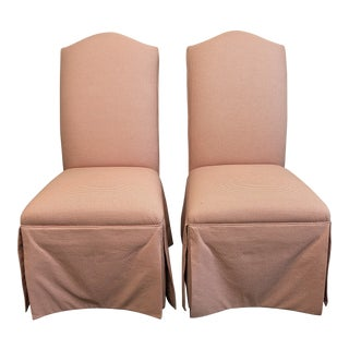 Ethan Allen Mitchell Side Chairs - a Pair For Sale