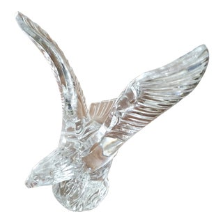 Waterford Crystal Eagle Figurine For Sale