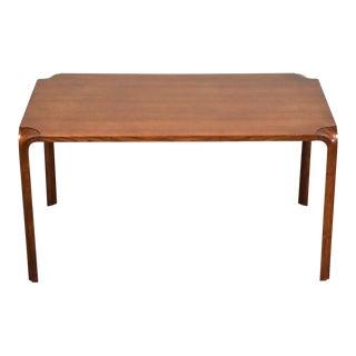 Alvar Aalto Fan Leg Dining Table For Sale