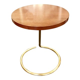 Barbara Barry for Henredon Modern Balancing Act Side Table For Sale