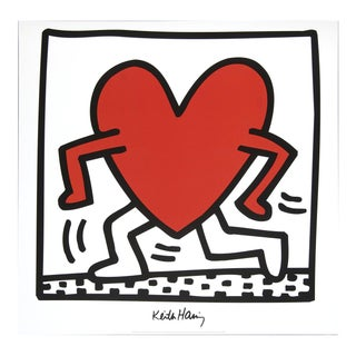 Keith Haring-untitled (1984)-1988 Poster