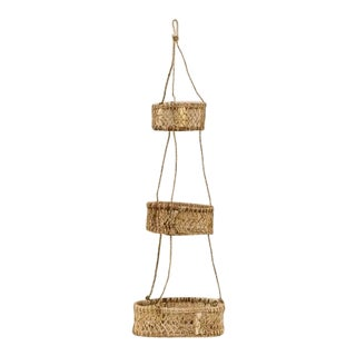 Mexican Full Circle Hanging Basket For Sale