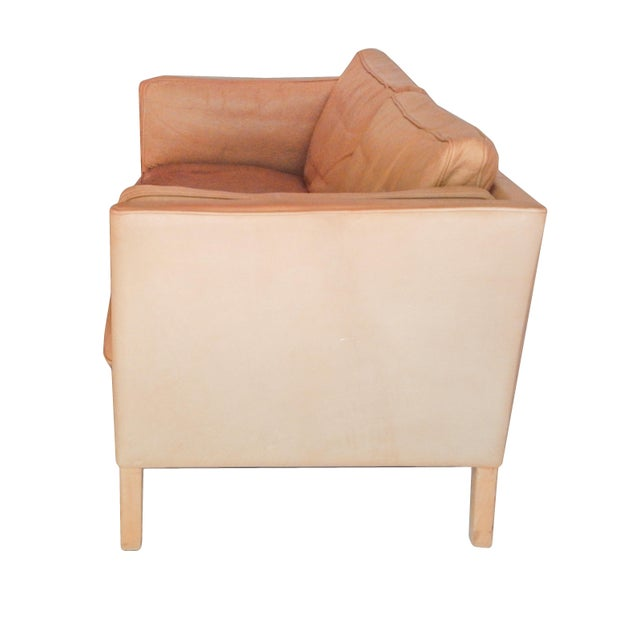 1960s Mid-Century Danish Sofa For Sale - Image 5 of 8