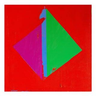 """Paul Behnke """"Aegis"""", Painting For Sale"""
