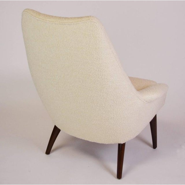 Mid-Century Modern Danish Lounge Chair For Sale - Image 4 of 6