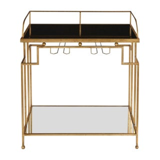 Deco Dry Bar /Serving Table For Sale