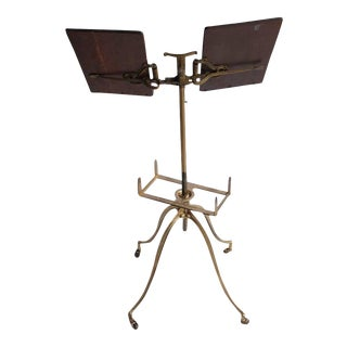 19th Century Original American Music Stand For Sale