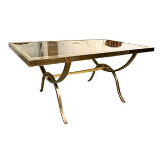 Design Institute of America Extension Dining Table by Milo Baughman For Sale