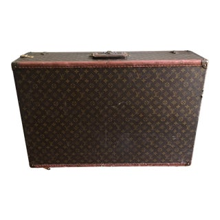 Authentic Louis Vuitton Hard Luggage For Sale