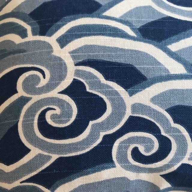 2010s Sarah Richardson for Kravet Lumbar Pillow For Sale - Image 5 of 8